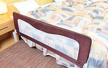 ベッドガード付♪